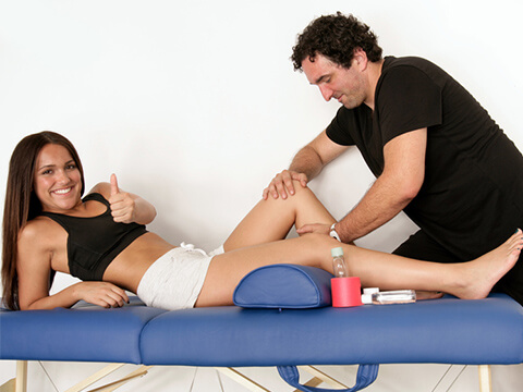Sportmassage <br />Wellness